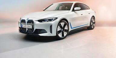 BMW zieht Start seines E-Autos i4 vor