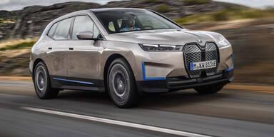 BMW bringt Elektro-SUV iX mit 600 km Reichweite