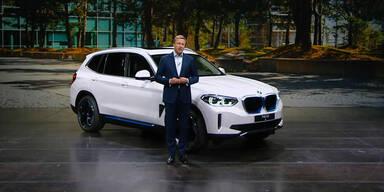 Alle Infos zum brandneuen BMW iX3