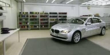 Hightec BMW der Zukunft