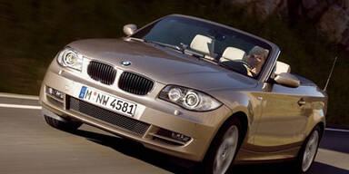 BMW zeigt Cabrio-Version des 1er