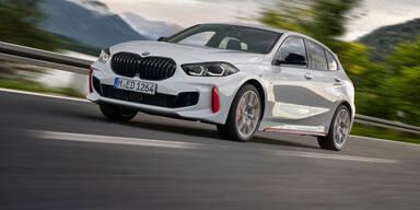 Neuer BMW 128ti macht Jagd auf Golf GTI & Co.
