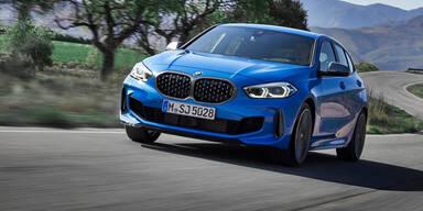 Alle Infos vom völlig neuen BMW 1er