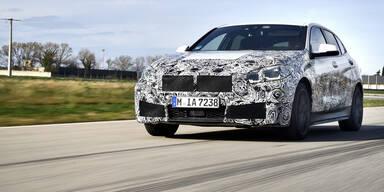 So kommt der völlig neue BMW 1er