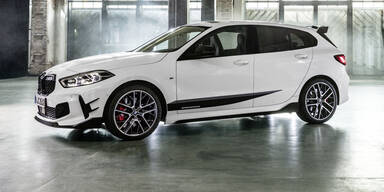 BMW macht den neuen 1er sportlicher