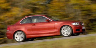 BMWs neues 1er Coupe