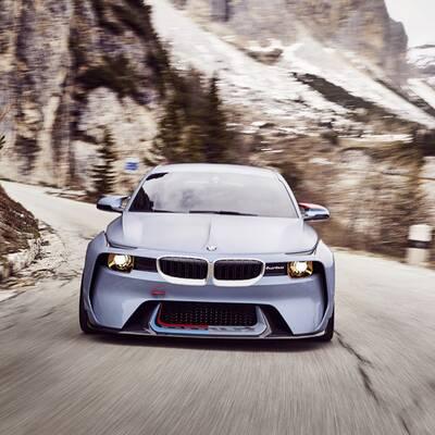 BMW 2002 Hommage (Mai 2016)
