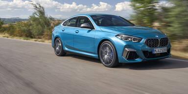 BMW greift mit dem 2er Gran Coupé an