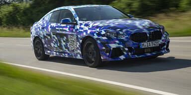 BMW greift mit 2er Gran Coupé an
