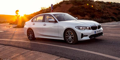 Neuer BMW 3er jetzt auch mit Plug-in-Hybrid