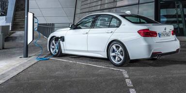 BMW hat 2017 100.000 E-Autos verkauft