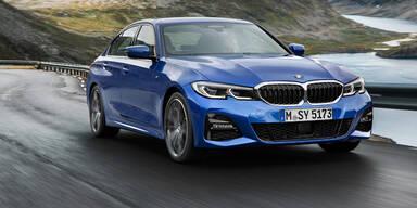 Das ist der völlig neue BMW 3er