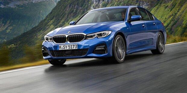 Neuer BMW 3er ab sofort günstiger