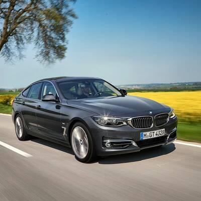 BMW 3er Gran Turismo (2016)