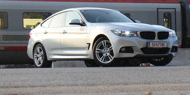 BMW 320d Gran Turismo xDrive im Test