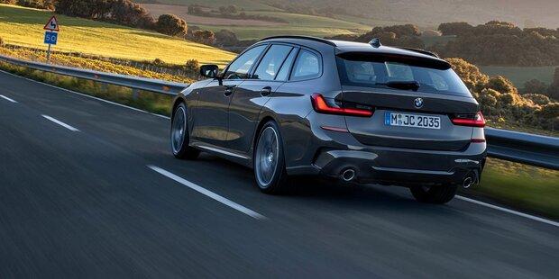 Alle Infos vom neuen BMW 3er Touring
