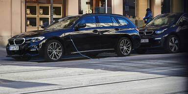 BMW fährt Elektroanteil deutlich hoch
