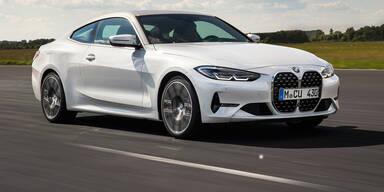 Das ist das völlig neue BMW 4er Coupé