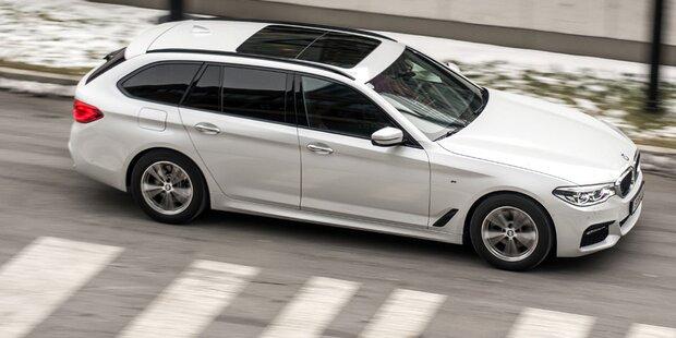 BMW 520d xDrive Touring im Test
