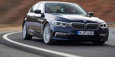 Boom bei vielen BMW-Modellen