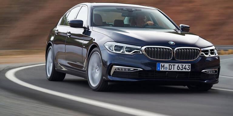 BMW will Autos das Denken lernen