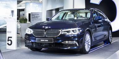 BMW konnte CO2-Ausstoß weiter senken