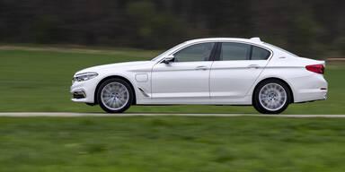 Auch BMW verkürzt Abstand zu Mercedes