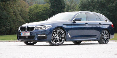 BMW 530d xDrive Touring im Test