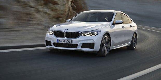 BMW macht den 5er GT zum 6er GT