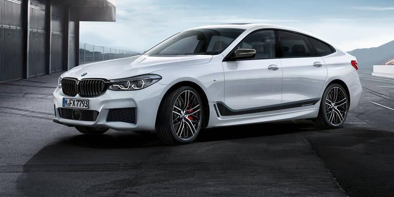 BMW schärft den neuen 6er GT nach