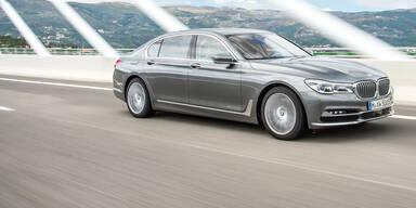 BMW 750d mit stärkstem 6-Zylinder-Diesel der Welt