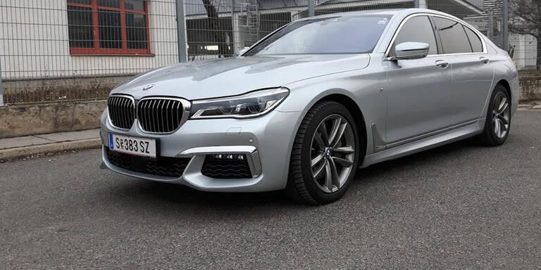 BMW ruft Dieselautos in die Werkstatt