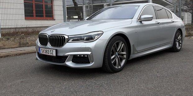 BMW ruft knapp 10.000 Autos in Österreich zurück