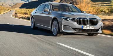 Alle Infos vom BMW 7er Facelift (2019)