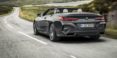 Alle Infos vom neuen BMW 8er Cabrio