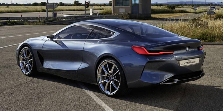 Neuer BMW 8er kommt aus Dingolfing
