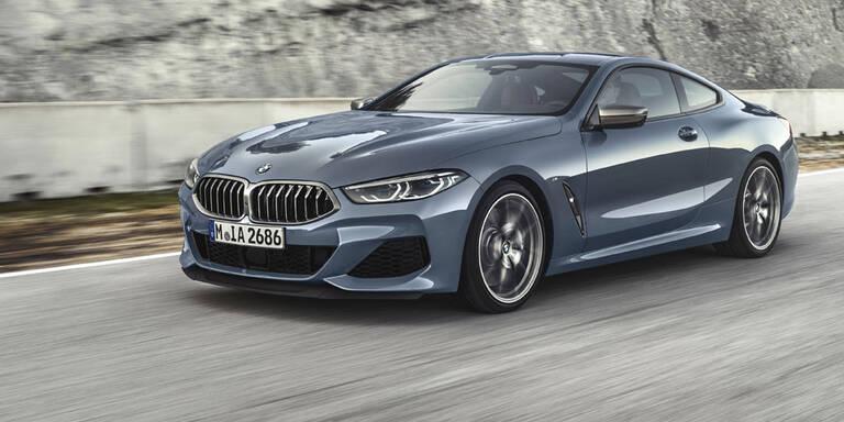 Alle Infos vom neuen BMW 8er Coupé