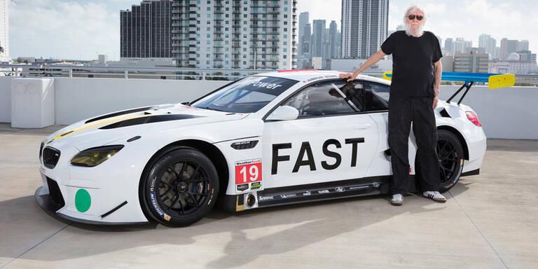 BMW Art Car ist heuer ein M6 mit 585 PS