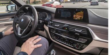 Mobileye testet Robo-Autos in Deutschland