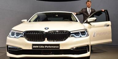 BMW startet bisher größte Modell-Offensive