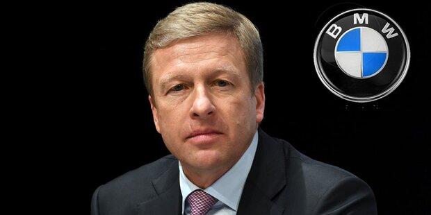 Oliver Zipse ab sofort neuer BMW-Chef