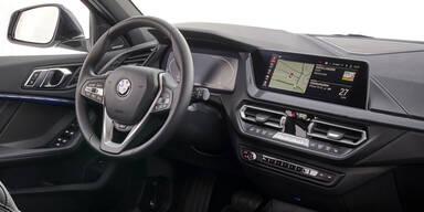Software-Update per Download für 500.000 BMW