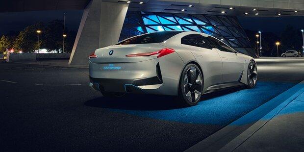 BMW-Offensive bei Batteriezellen für E-Autos