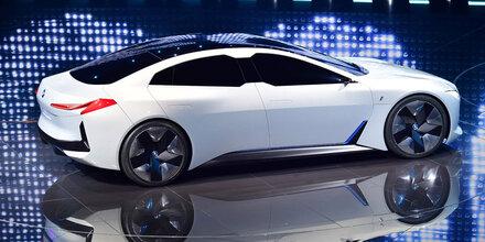 Zahlreiche neue E-Autos im Anmarsch