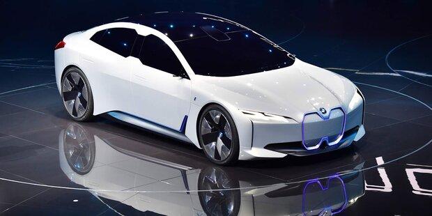 Tesla-Killer von BMW mit 600 km Reichweite
