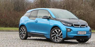 BMW muss wegen Elektroautos sparen