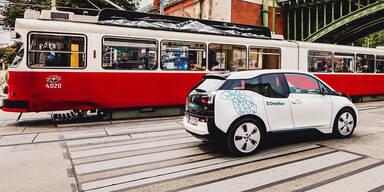 DriveNow will E-Flotte in Wien forcieren