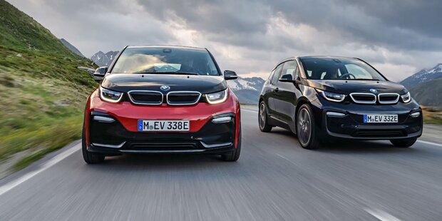 Startschuss für neuen BMW i3 und i3s