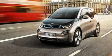 BMW will 2017 100.000 E-Autos verkaufen