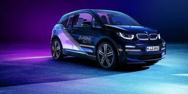 BMW zeigt i3 mit High-Tech-Innenraum